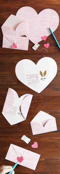 cartas de amor corazones