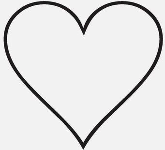 corazon dibujos de amor a lapiz