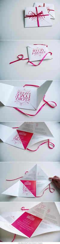 diseños de invitaciones boda largo