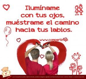 Foto En Hd De Enamorados Pintando Frases De Amor
