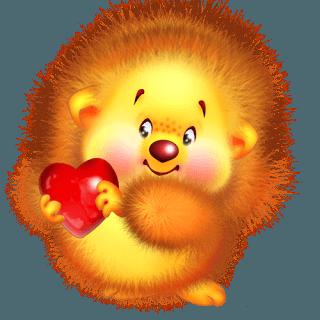 Imágenes De Corazones De Amor Con Movimiento Para San Valentin