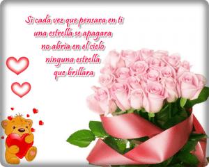Imagen De Amor De Un Ramos De Rosas