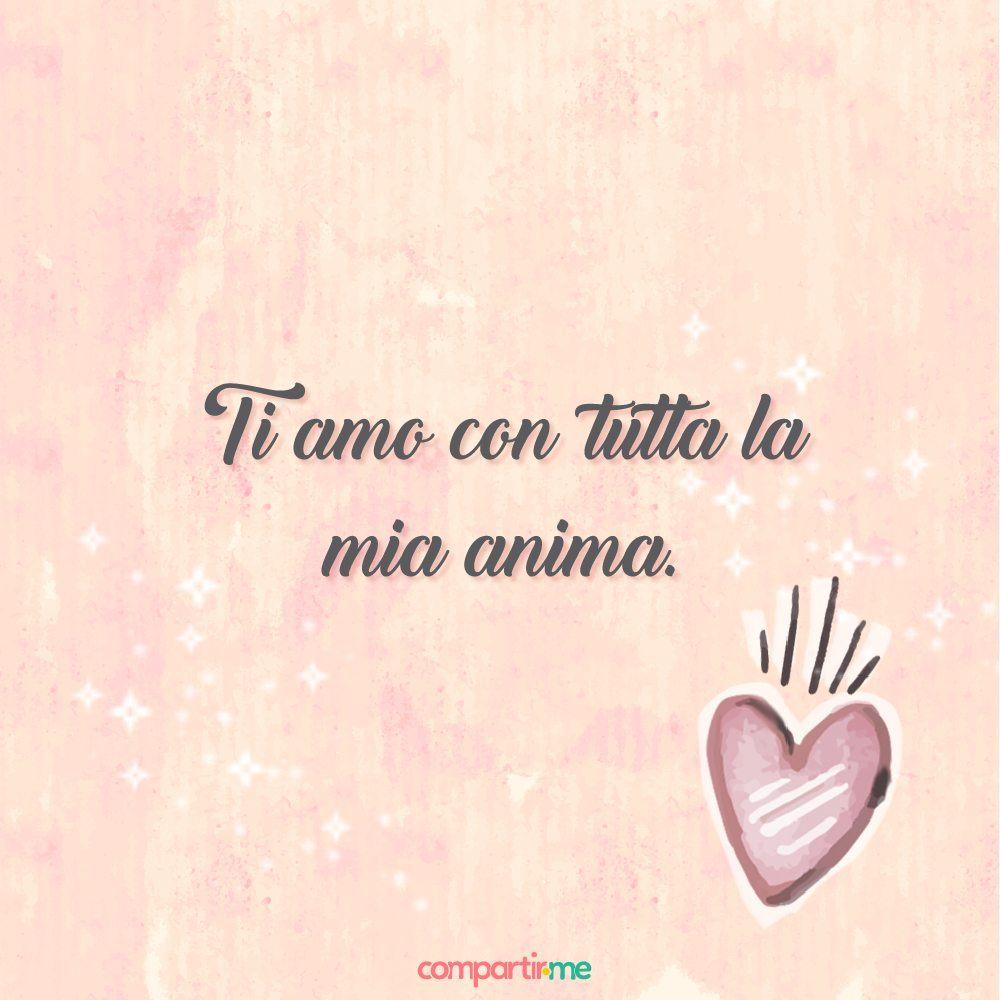 Muitas vezes Imágenes con frases de amor en italiano para el mejor romance AN66