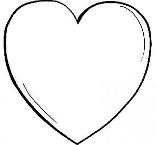 imágenes de corazones de amor para pintar