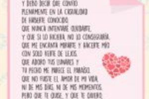 Imagenes de cartas de declaracion de amor